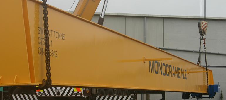 Crane Beams 2